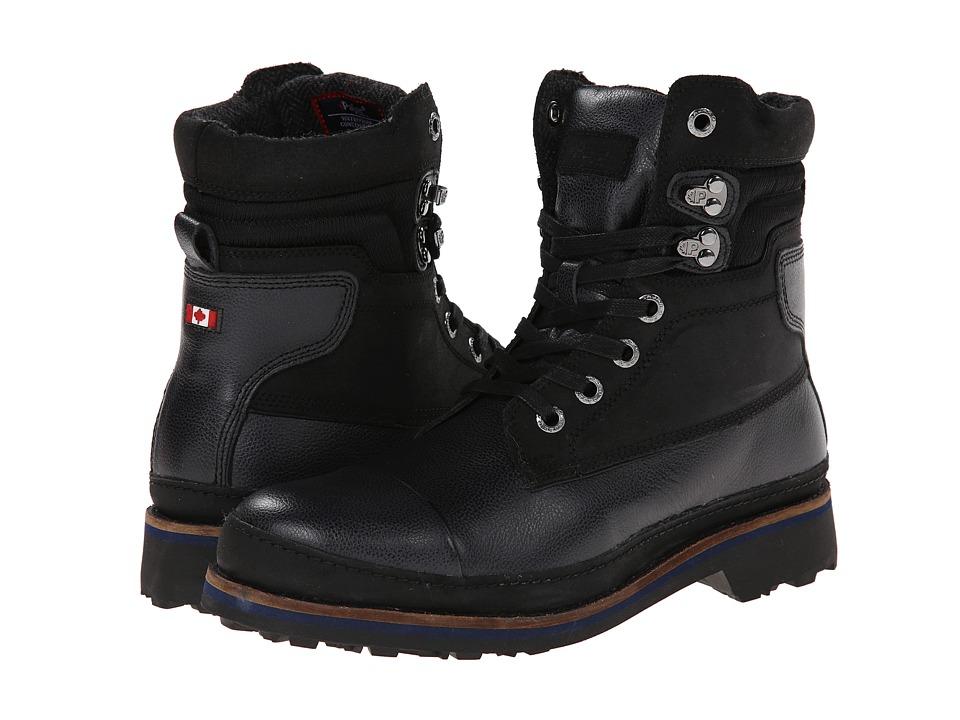 Pajar CANADA - Earl (Black) Men's Boots