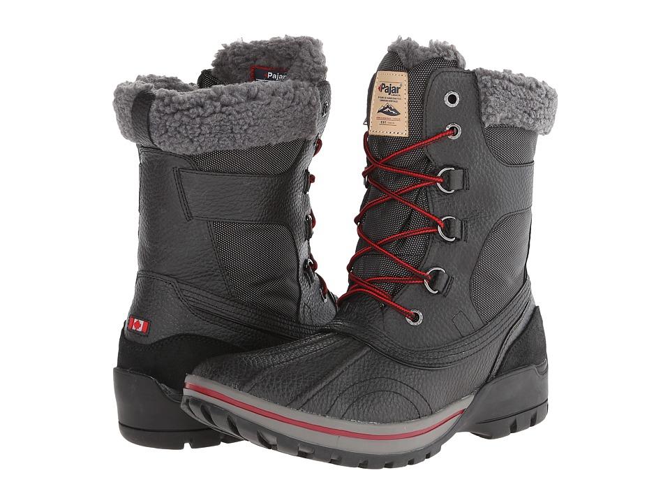 Pajar CANADA - Burman (Black) Men's Boots