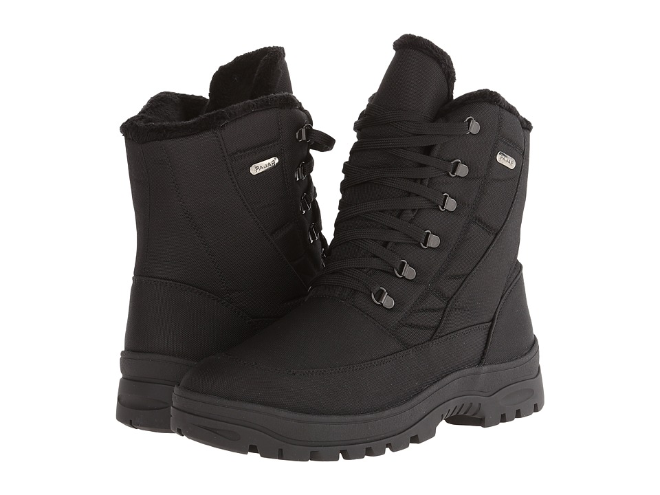Pajar CANADA - Eric (Black) Men's Boots