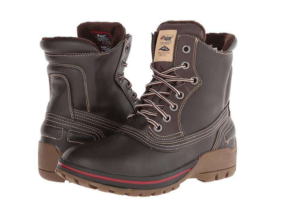 Pajar CANADA - Baird (Dk Brown) Men's Boots