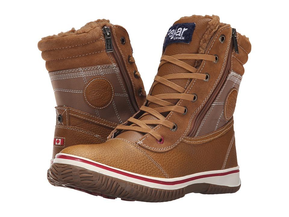 Pajar CANADA - Trooper (Cognac) Men's Boots