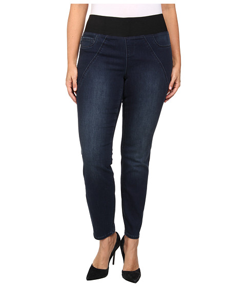 DKNY Jeans - Plus Size Sculpted By DKNY Jeans Legging in Deep Sea (Deep Sea) Women