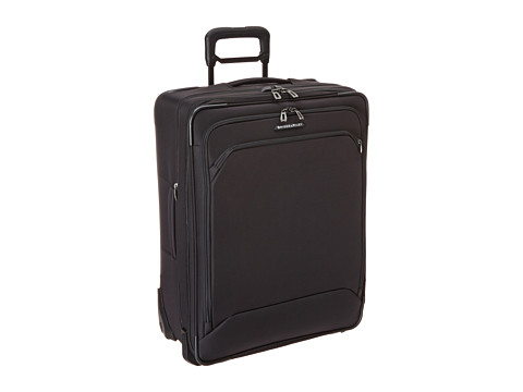 Briggs & Riley - Transcend Medium Expandable Upright (Black) Luggage