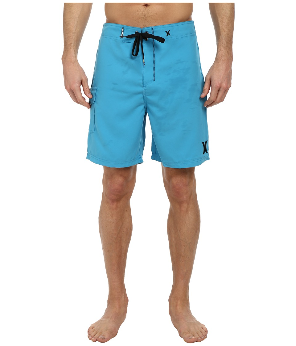 Hurley - One and Only 19 Boardshort (Cyan-Hurley) Men's Swimwear