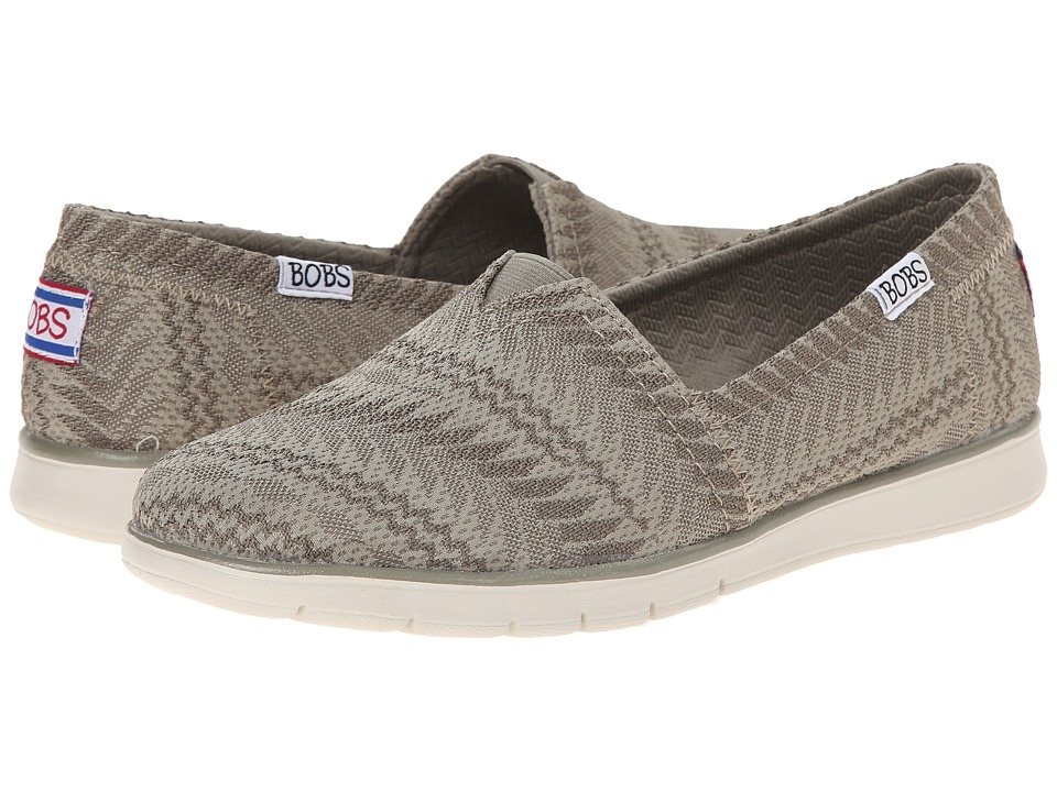 BOBS from SKECHERS - Pureflex (Taupe) Women