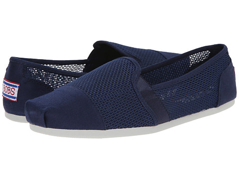 BOBS from SKECHERS - Bobs Plush (Navy) Women