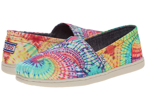 BOBS from SKECHERS - Bobs Bliss-Carnival (Multi) Women