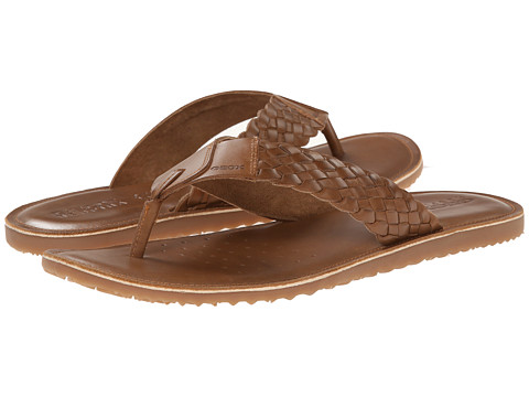 Geox - U Artie 5 (Cognac) Men's Sandals