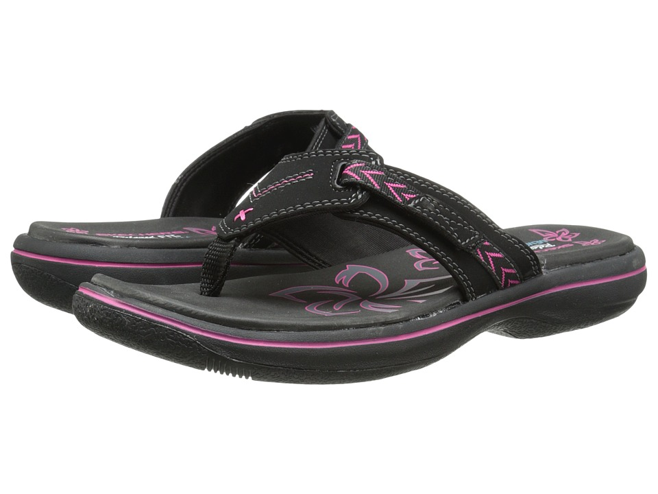 SKECHERS - Bayshore (Black) Women's Sandals