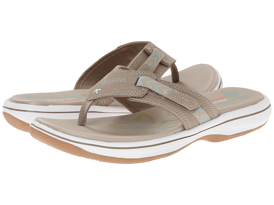 SKECHERS - Bayshore (Taupe) Women's Sandals