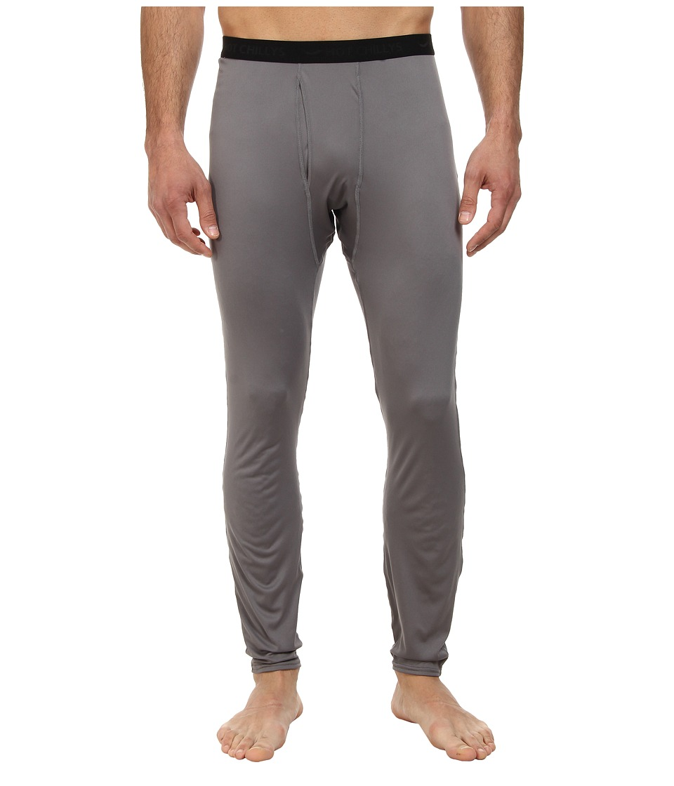 Hot Chillys - Fly Bottom Peachskins (Charcoal 1) Men's Underwear