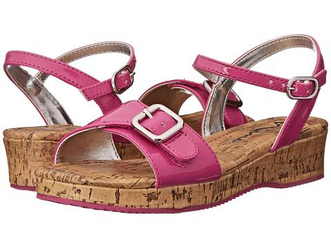 Nina Kids - Yuki-2 (Toddler/Little Kid/Big Kid) (Fuchsia Patent) Girls Shoes