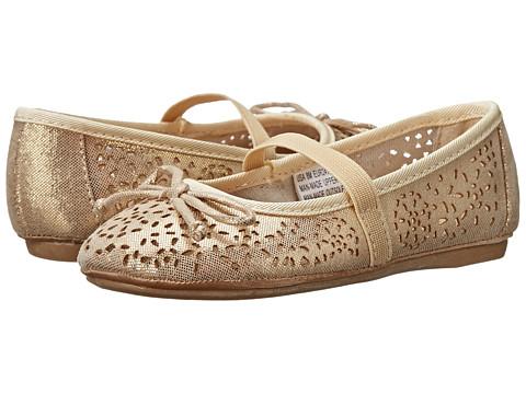 Nina Kids - Rosemary-T (Toddler/Little Kid) (Gold Shimmer) Girls Shoes