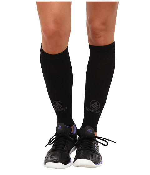 Powerstep - Performance Compression Sleeves (Black) Women