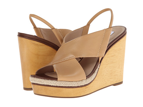 Diane von Furstenberg - Gladys (Natural Eco Leather) Women