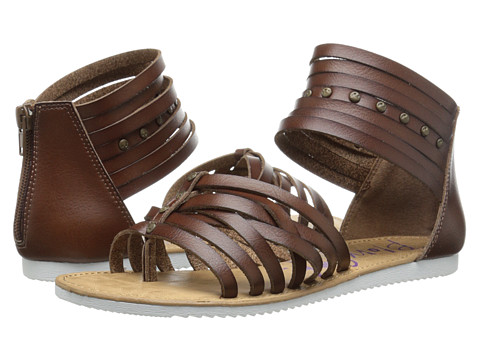 Blowfish - Edward (Whiskey Pisa Pu) Women's Sandals