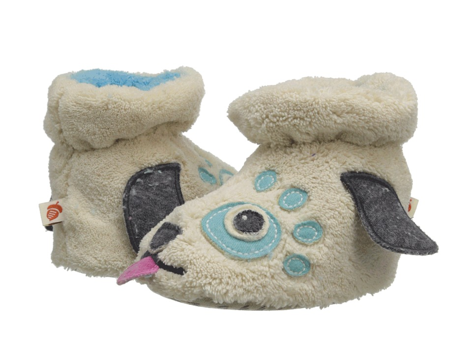 Acorn Kids Easy Critter Bootie (Infant/Toddler) (Doggy) Boys Shoes