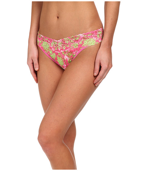 Hanky Panky - Loves Lilly Pulitzer Luscious Original Thong (Luscious) Women's Underwear