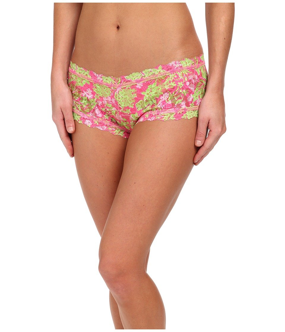 Hanky Panky - Loves Lilly Pulitzer Luscious Boyshort (Luscious) Women's Underwear