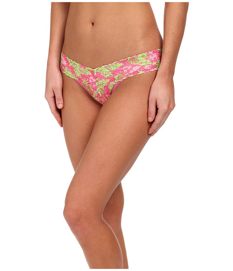 Hanky Panky - Loves Lilly Pulitzer Luscious Low Thong (Luscious) Women