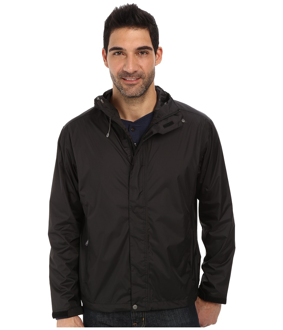 Type Z - Trabagon Jacket (Black) Men's Coat