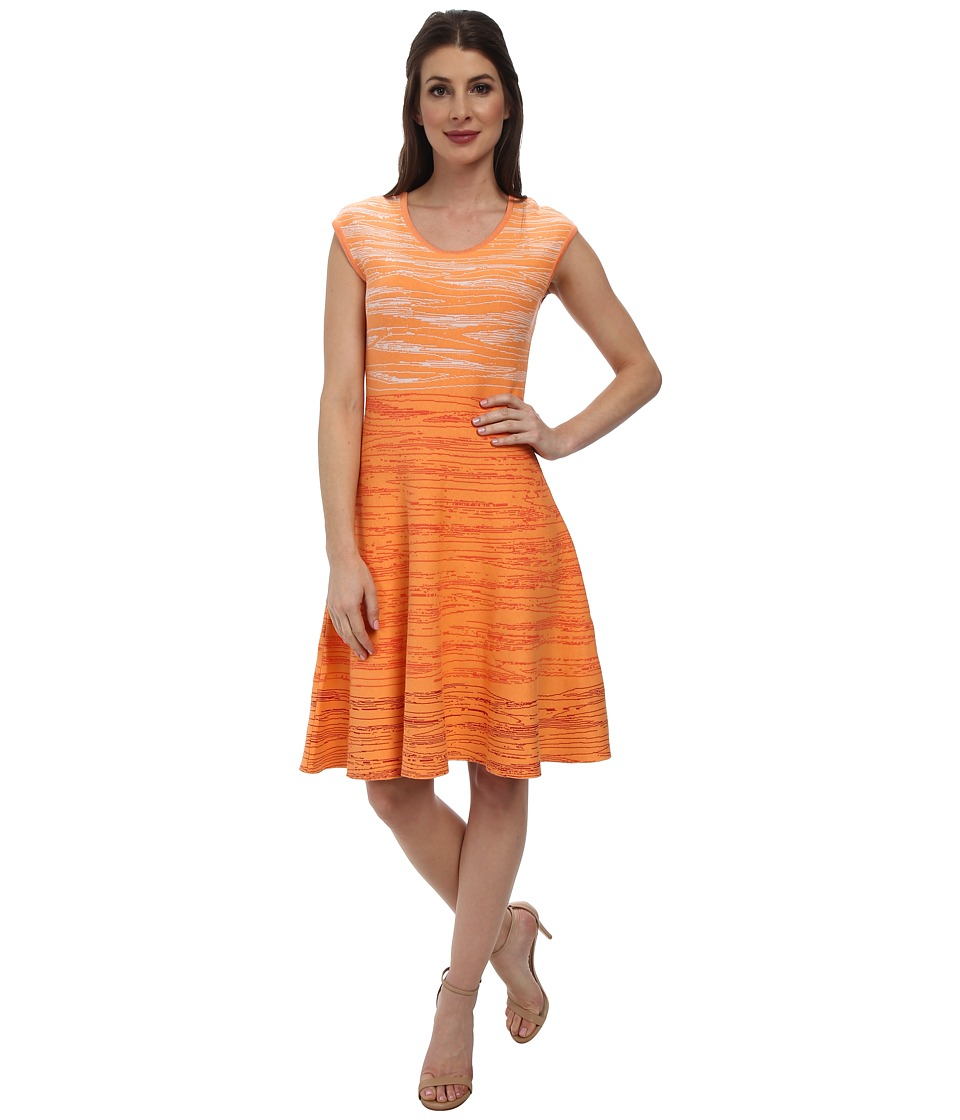 NIC+ZOE Sunrise Twirl Dress (Multi) Women