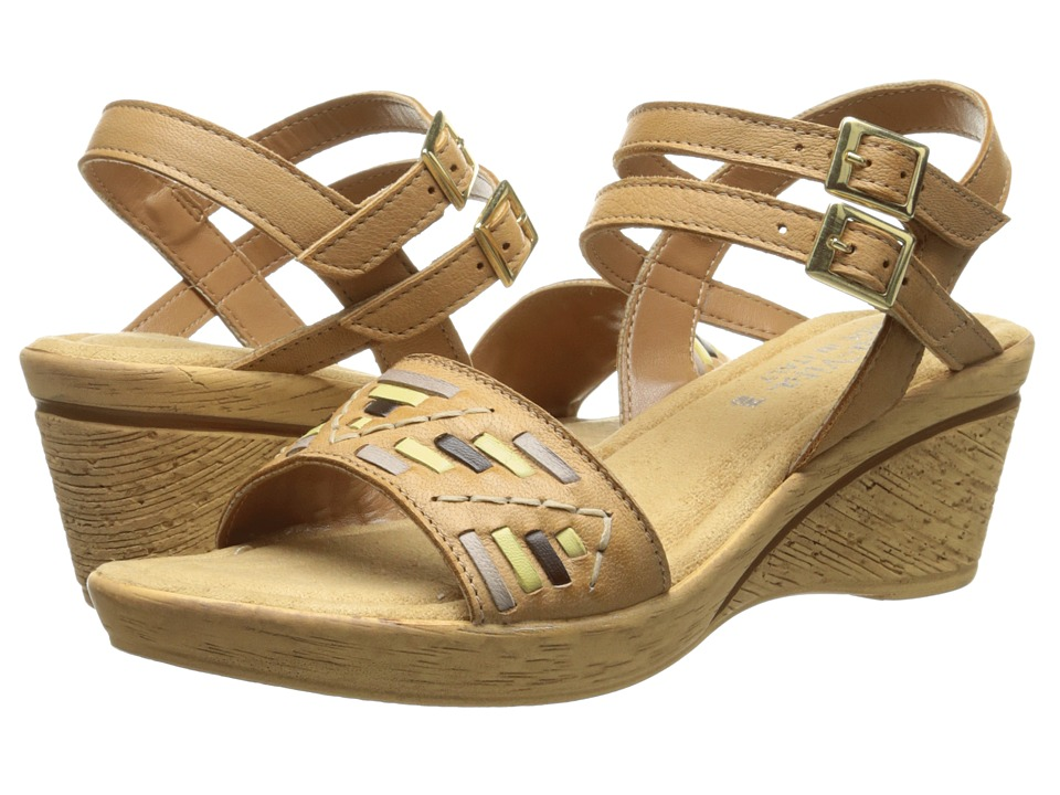 Bella-Vita - Padova (Tan Multi) Women's Sandals