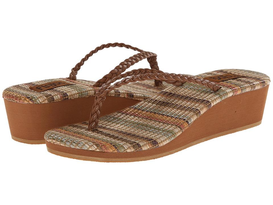 Flojos - Cindy (Tan) Women's Shoes