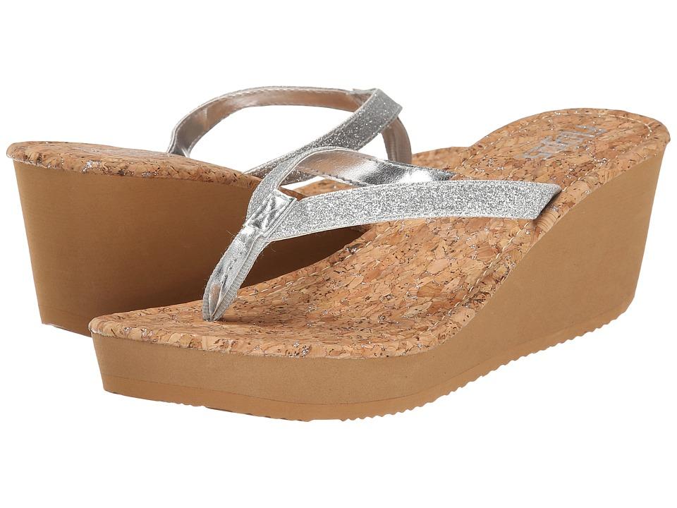 Flojos - Leila (Silver) Women's Shoes