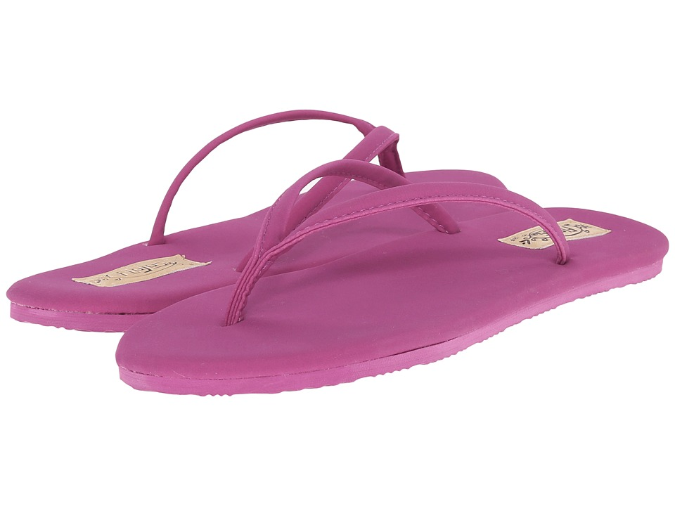 Flojos - Fiesta (Magenta) Women's Shoes