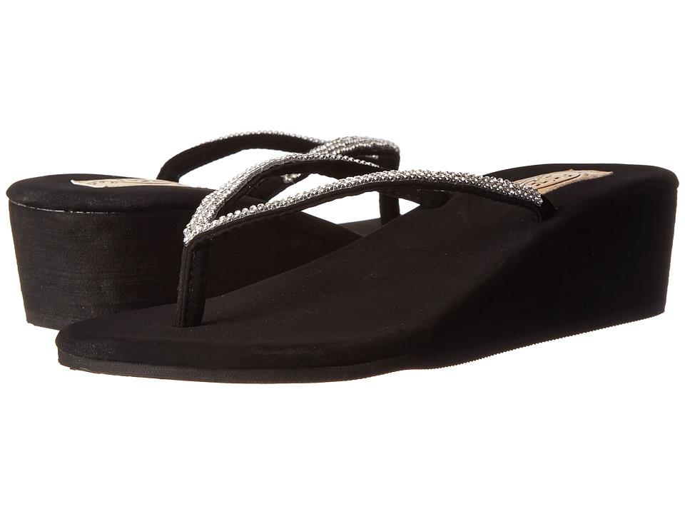Flojos - Tina (Black) Women's Shoes