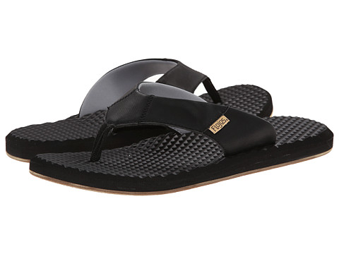 Flojos - Tyler (Black) Men
