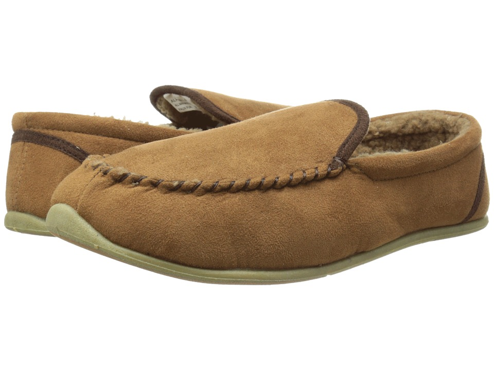 Deer Stags - Alpen (Chestnut) Men's Slippers