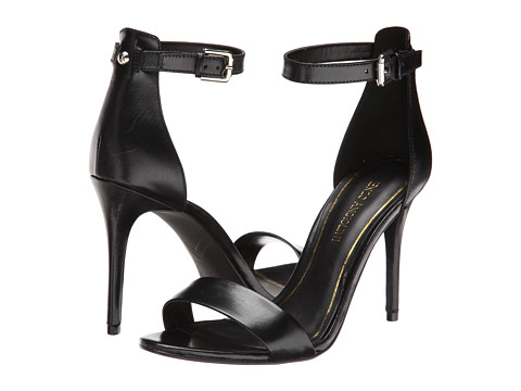 Enzo Angiolini - Manna (Black Leather) High Heels