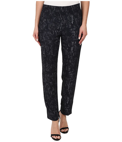 NIC+ZOE - Go With The Flow Pant (Multi) Women