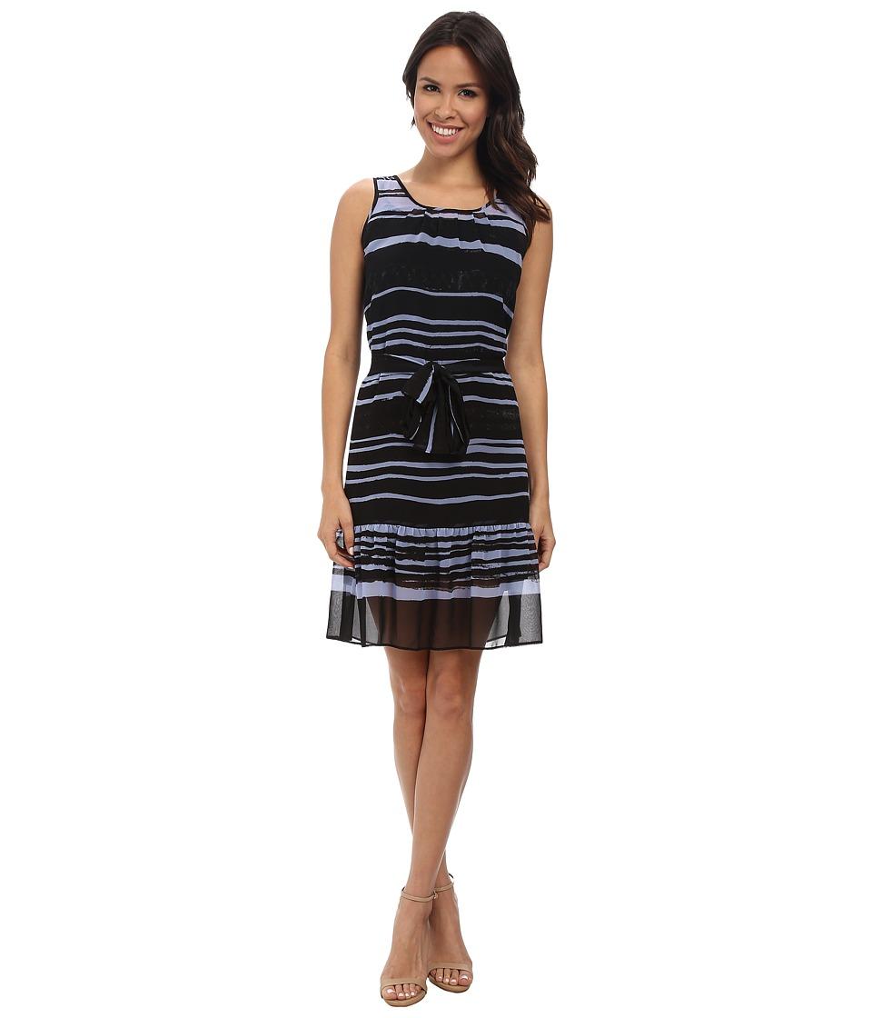 NIC+ZOE - Roman Lines Dress (Wildflower) Women's Dress