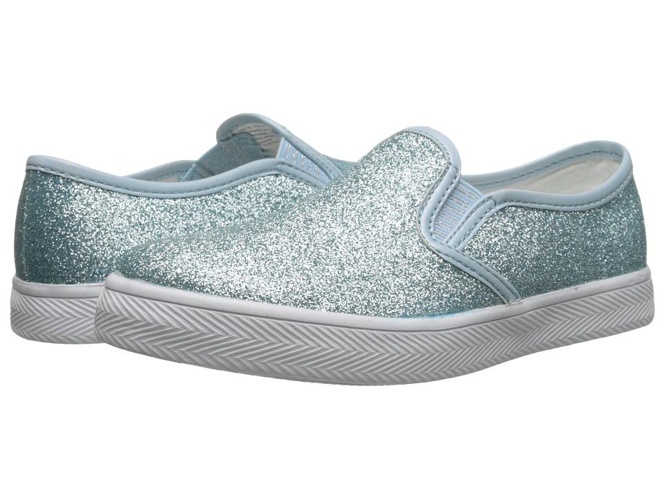 Nina Kids - Bluejay (Toddler/Little Kid/Big Kid) (Blue Glitter) Girls Shoes