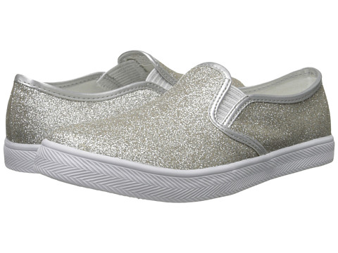 Nina Kids - Bluejay (Toddler/Little Kid/Big Kid) (Silver Glitter) Girls Shoes