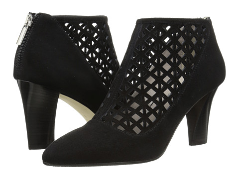 Aquatalia - Brilliant (Black Suede) Women