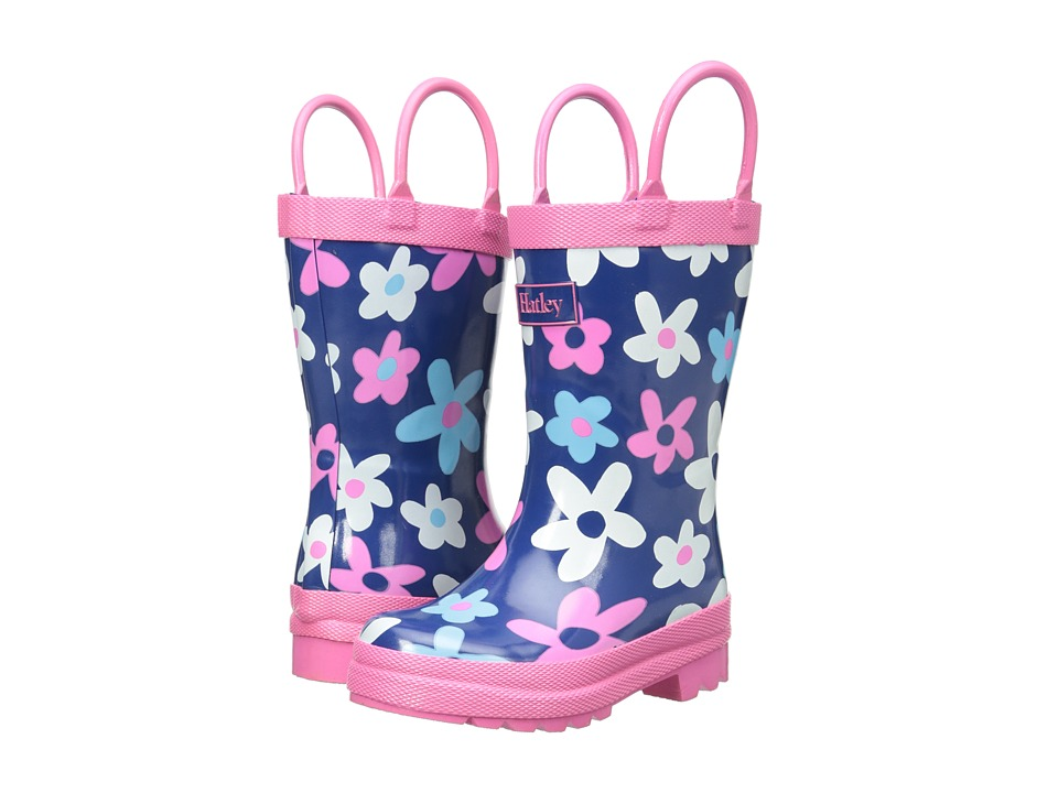 Hatley Kids - Rainboots (Toddler/Little Kid) (Summer Garden) Girls Shoes