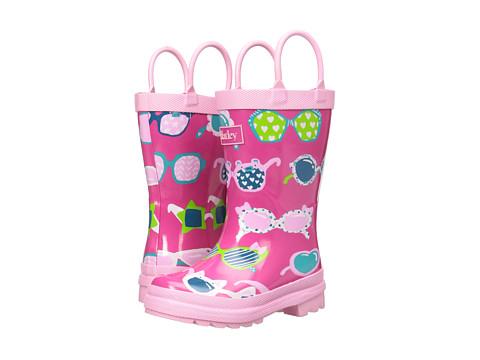 Hatley Kids - Rainboots (Toddler/Little Kid) (Cool Sunglasses) Girls Shoes