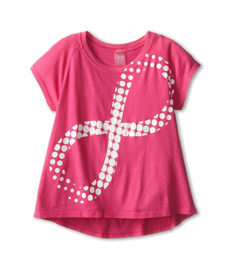 Soybu Kids - Graphic Tee (Little Kids/Big Kids) (Rouge) Girl's T Shirt