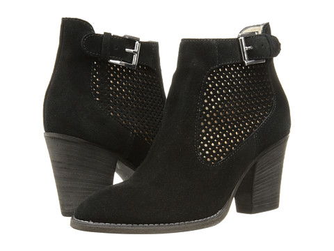 Aquatalia - Fabu (Black Suede) Women