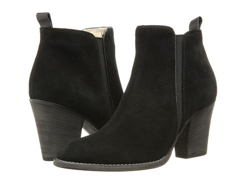 Aquatalia - Fiddle (Black Suede) Women