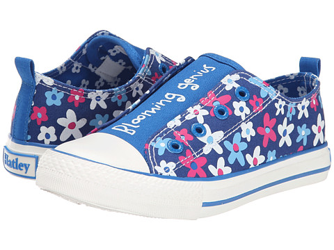 Hatley Kids - Canvas Shoe (Toddler/Little Kid) (Summer Garden) Girls Shoes