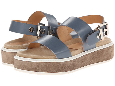 Aquatalia - Omora (Heaven Calf) Women's Sandals
