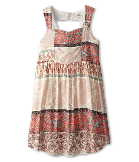 O'Neill Kids - Peri Dress (Big Kids) (Blush Pink) Girl's Dress