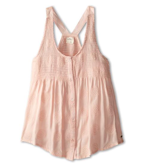 O'Neill Kids - Cassy Top (Big Kids) (Blush Pink) Girl's Sleeveless