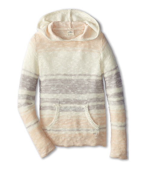 O'Neill Kids - Bronwyn Hoodie (Big Kids) (Georgia Peach) Girl's Sweater