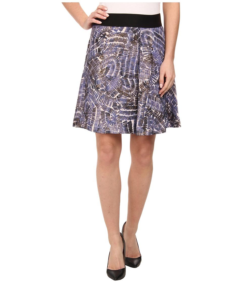 NIC+ZOE - Stepping Stones Skirt (Multi) Women's Skirt